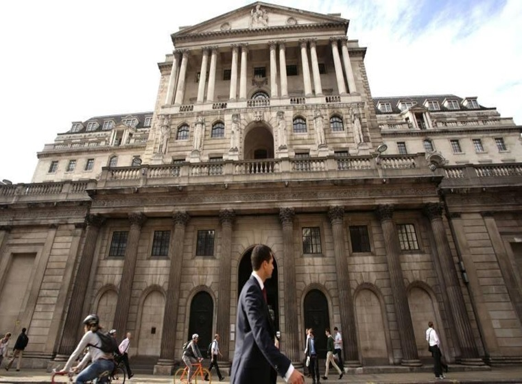 Bank of England warns of rising risk of no-deal Brexit